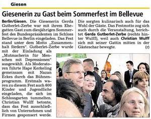 Hildesheimer Allgemeine Zeitung v. 06.07.11