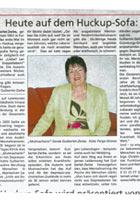Gerda Gutberlet-Zerbe spricht in der Peiner Tagesklinik über ihr Leben mit einer Psychose