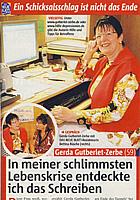 Ein Schicksalsschlag ist nicht das Ende - Gerda Gutberlet-Zerbe